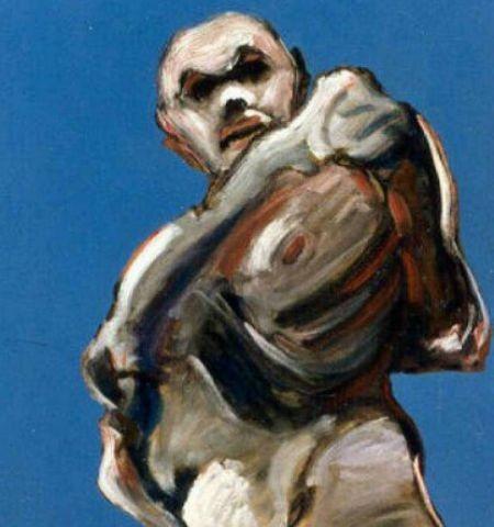 Painting – Male Figure
