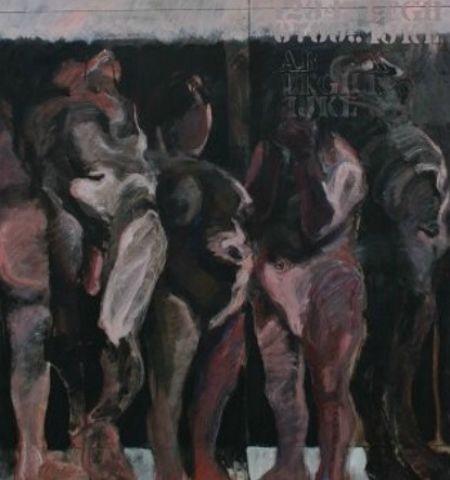 Painting – Dies Irae