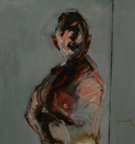 Painting – Standing Man