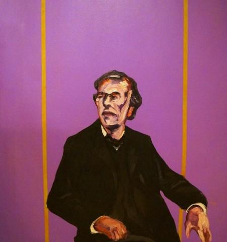 Mahler Painting
